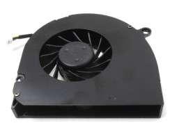 Cooler laptop Dell Studio XPS 16. Ventilator procesor Dell Studio XPS 16. Sistem racire laptop Dell Studio XPS 16