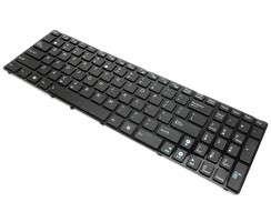 Tastatura Asus  X61SL. Keyboard Asus  X61SL. Tastaturi laptop Asus  X61SL. Tastatura notebook Asus  X61SL