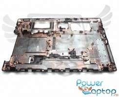 Bottom Acer Aspire 5551G. Carcasa Inferioara Acer Aspire 5551G Neagra