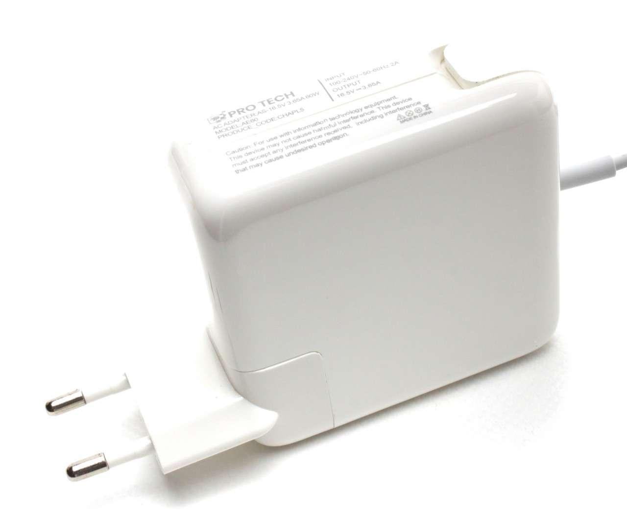 Incarcator Apple MacBook Pro A1398 Replacement imagine powerlaptop.ro 2021