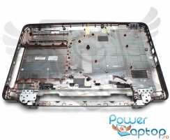 Bottom Dell Inspiron N5050. Carcasa Inferioara Dell Inspiron N5050 Neagra