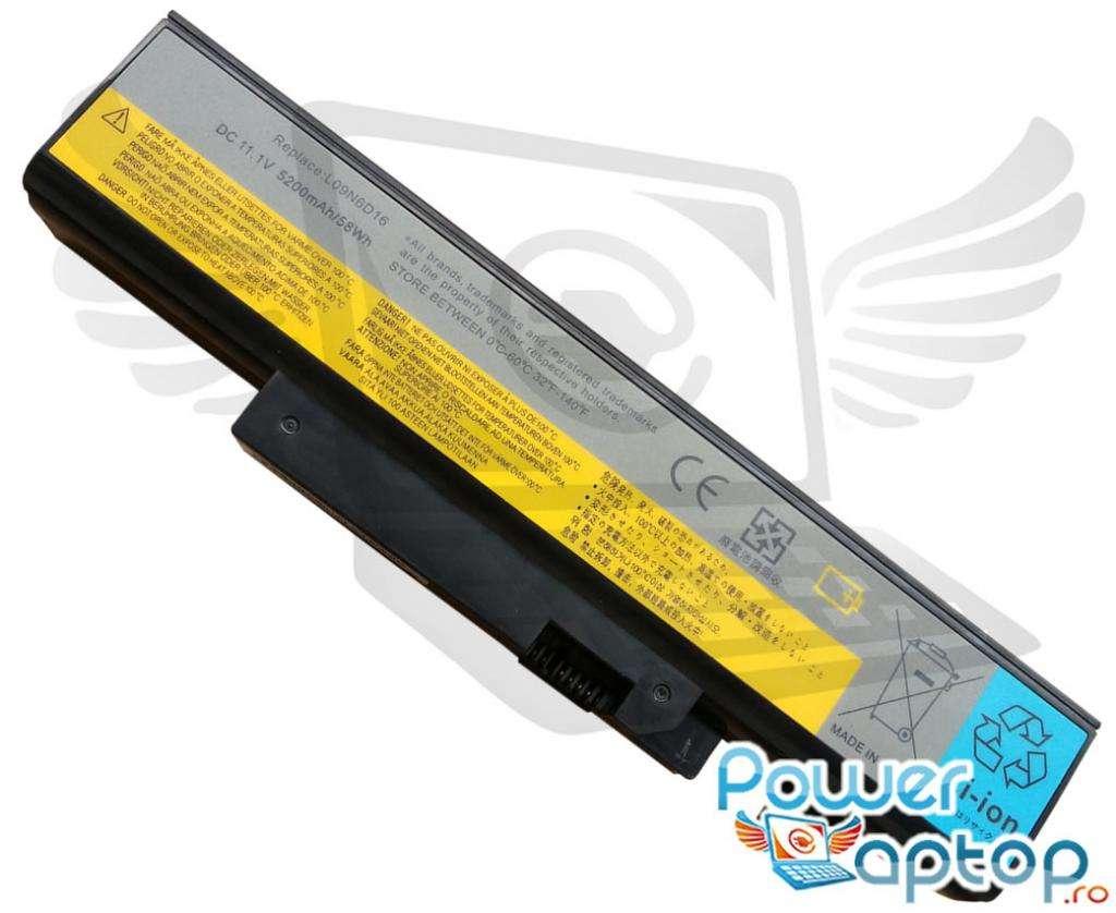 Baterie Lenovo 121000917 imagine powerlaptop.ro 2021