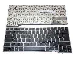 Tastatura Fujitsu Lifebook E734. Keyboard Fujitsu Lifebook E734. Tastaturi laptop Fujitsu Lifebook E734. Tastatura notebook Fujitsu Lifebook E734