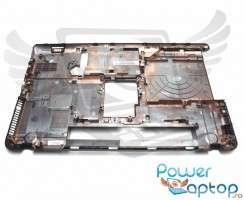 Bottom Toshiba Satellite V000320280. Carcasa Inferioara Toshiba Satellite V000320280 Neagra