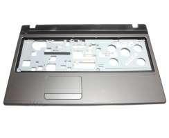 Palmrest Acer  60.RFE02.001. Carcasa Superioara Acer  60.RFE02.001 Gri cu touchpad inclus