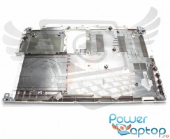 Bottom Toshiba  B0672603. Carcasa Inferioara Toshiba  B0672603 Alba