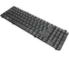Tastatura HP Pavilion dv6 1260 neagra. Keyboard HP Pavilion dv6 1260 neagra. Tastaturi laptop HP Pavilion dv6 1260 neagra. Tastatura notebook HP Pavilion dv6 1260 neagra