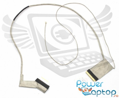 Cablu video LVDS Lenovo  G510 cu placa video dedicata