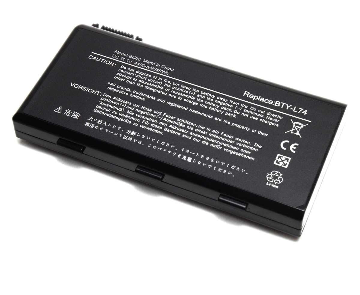 Imagine  Baterie MSI CX500