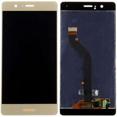 Ansamblu Display LCD + Touchscreen Huawei G9 Lite Gold Auriu . Ecran + Digitizer Huawei G9 Lite Gold Auriu