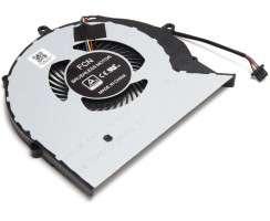 Cooler procesor CPU laptop Asus FZ63VM. Ventilator procesor Asus FZ63VM.
