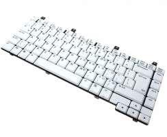 Tastatura Compaq Presario C300 alba. Keyboard Compaq Presario C300 alba. Tastaturi laptop Compaq Presario C300 alba. Tastatura notebook Compaq Presario C300 alba