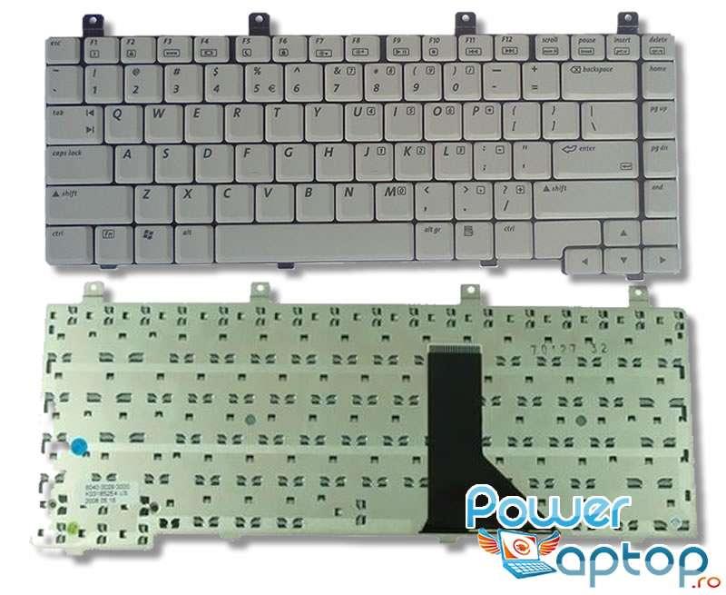 Tastatura Compaq Presario R3300 alba imagine