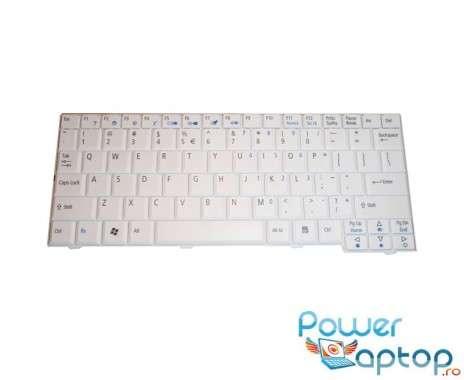 Tastatura Acer  AEZG5R00130 alba. Tastatura laptop Acer  AEZG5R00130 alba