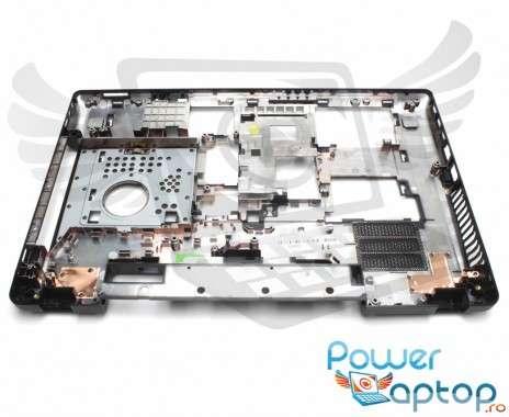Bottom Lenovo  Y580. Carcasa Inferioara Lenovo  Y580 Neagra