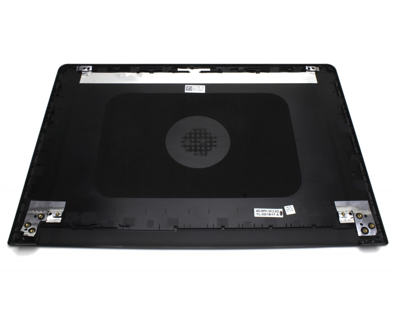 Capac Display BackCover Dell Vostro 15 3562 Carcasa Display Neagra imagine powerlaptop.ro 2021
