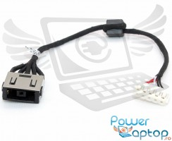 Mufa alimentare Lenovo IdeaPad Touch-15ISK cu fir . DC Jack Lenovo IdeaPad Touch-15ISK cu fir