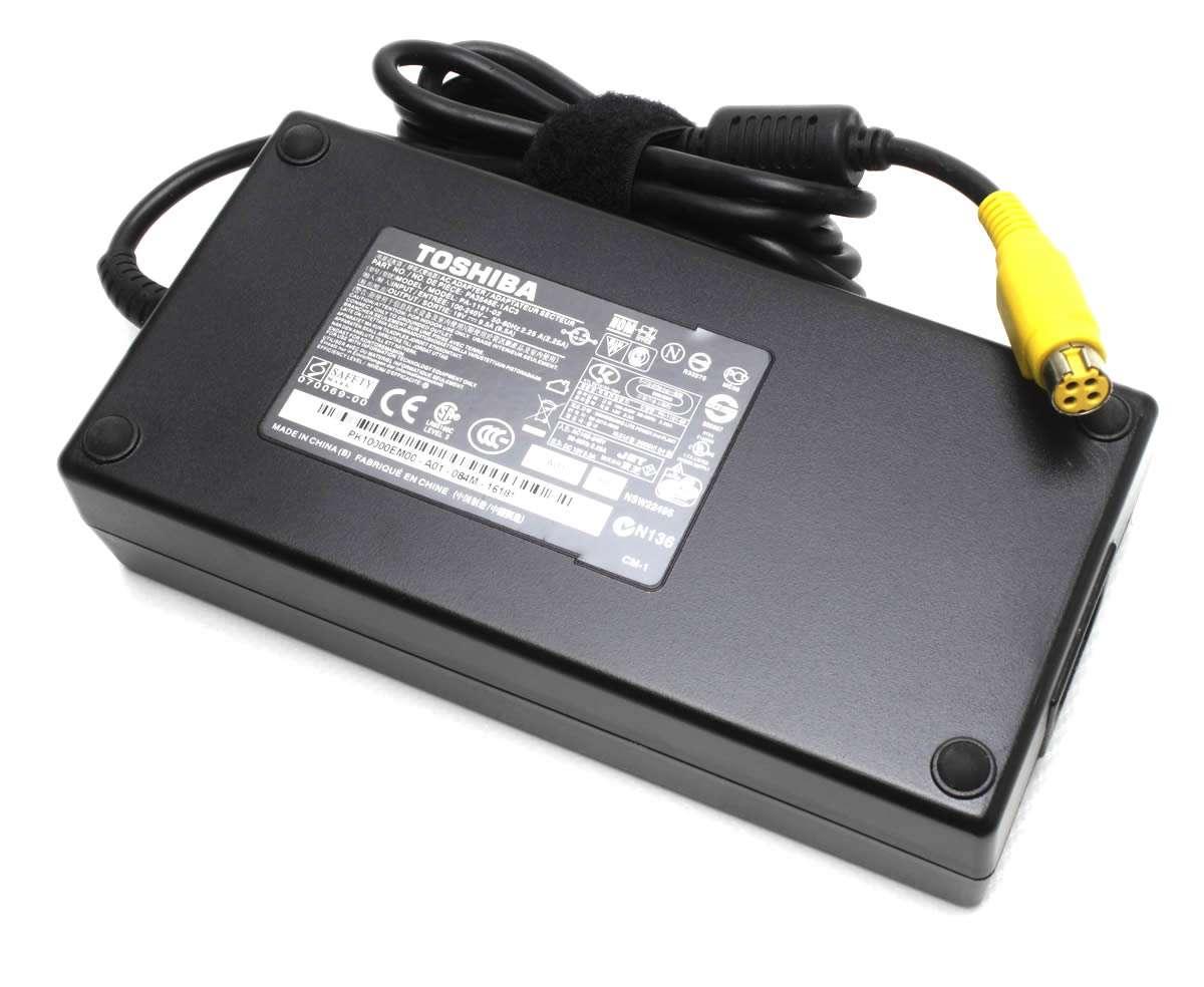 Incarcator Toshiba Qosmio X505 180W mufa 4 PIN
