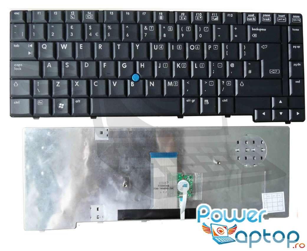 Tastatura HP Compaq 451020 251 imagine powerlaptop.ro 2021
