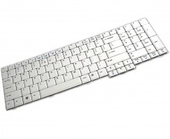 Tastatura Acer MP-07A53U4-442  alba. Keyboard Acer MP-07A53U4-442  alba. Tastaturi laptop Acer MP-07A53U4-442  alba. Tastatura notebook Acer MP-07A53U4-442  alba