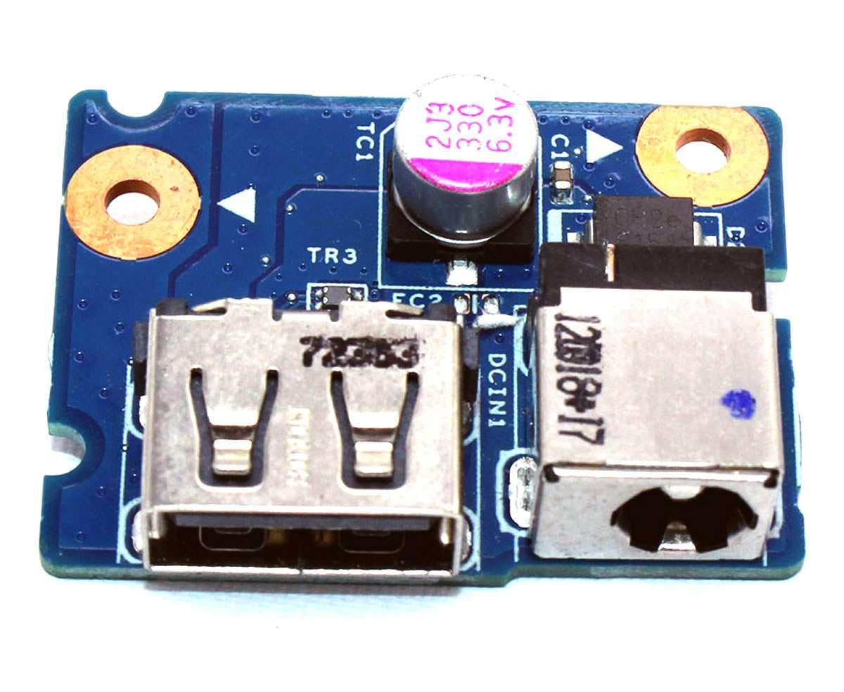 Modul Alimentare Charging Board IBM Lenovo LG4858B imagine powerlaptop.ro 2021