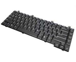 Tastatura Compaq Presario C300 neagra. Keyboard Compaq Presario C300 neagra. Tastaturi laptop Compaq Presario C300 neagra. Tastatura notebook Compaq Presario C300 neagra