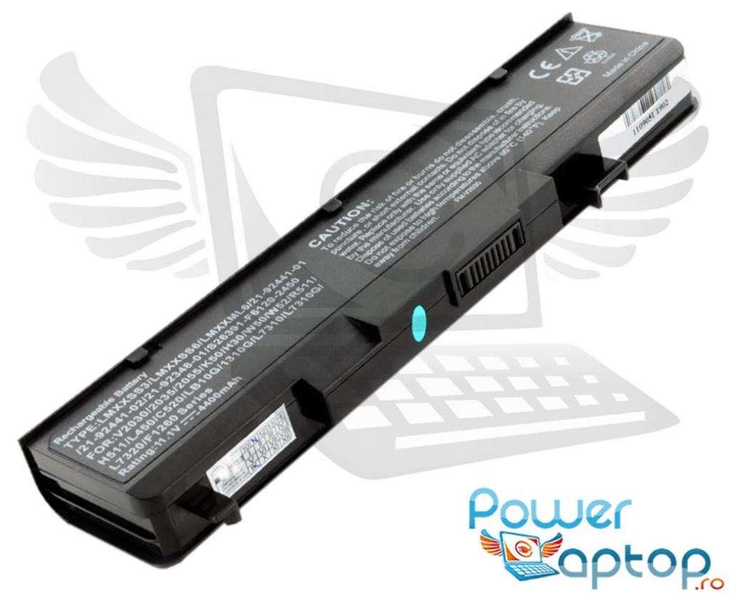 Baterie Fujitsu Siemens Amilo L7320 imagine powerlaptop.ro 2021