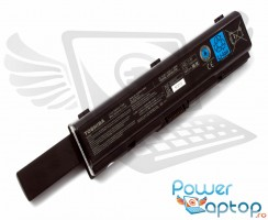 Baterie Toshiba Satellite L455 9 celule Originala. Acumulator laptop Toshiba Satellite L455 9 celule. Acumulator laptop Toshiba Satellite L455 9 celule. Baterie notebook Toshiba Satellite L455 9 celule