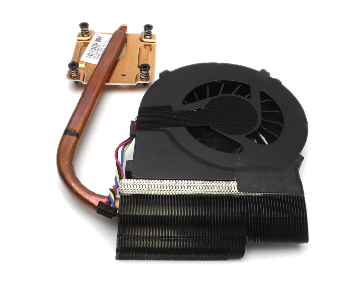 Cooler laptop HP Pavilion G6T-1A cu heatpipe imagine