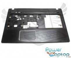 Palmrest IBM Lenovo  G565. Carcasa Superioara IBM Lenovo  G565 Negru cu touchpad inclus