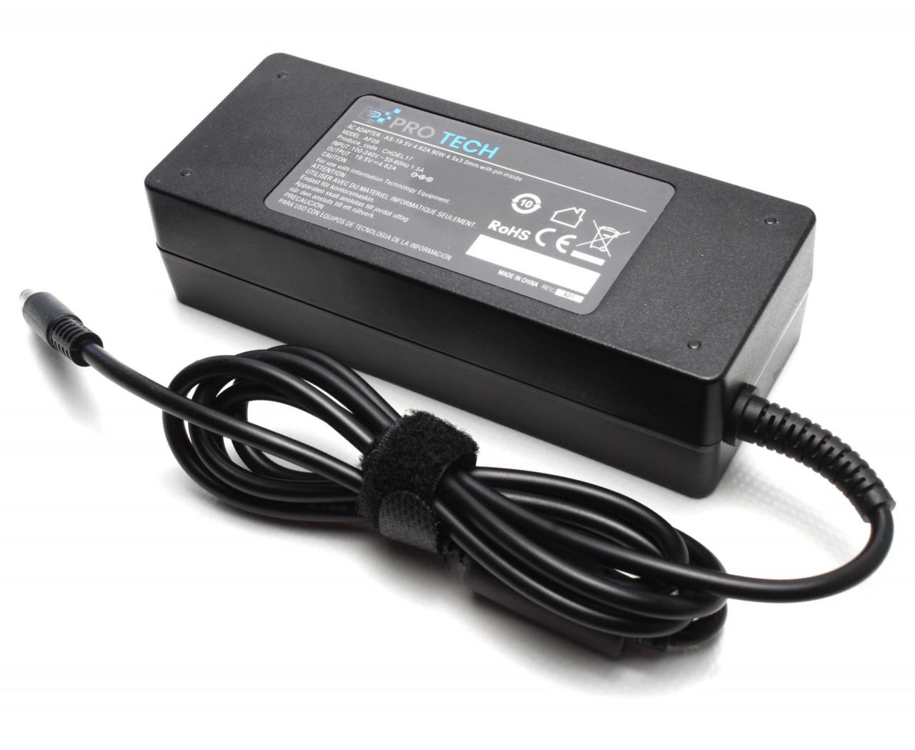 Incarcator Dell Inspiron 15 5551 90W Replacement imagine powerlaptop.ro 2021