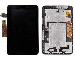 Ansamblu Display LCD  + Touchscreen Lenovo IdeaTab A2107 A2207 ORIGINAL. Modul Ecran + Digitizer Lenovo IdeaTab A2107 A2207 ORIGINAL