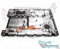 Bottom Acer Aspire 5755G. Carcasa Inferioara Acer Aspire 5755G Neagra