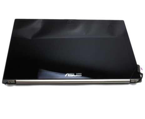 Ansamblu complet display LCD + carcasa Asus UX31L Gri. Model complet ecran si touchscreen carcasa Asus UX31L Gri