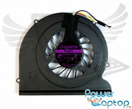 Cooler laptop Acer Aspire 5951. Ventilator procesor Acer Aspire 5951. Sistem racire laptop Acer Aspire 5951