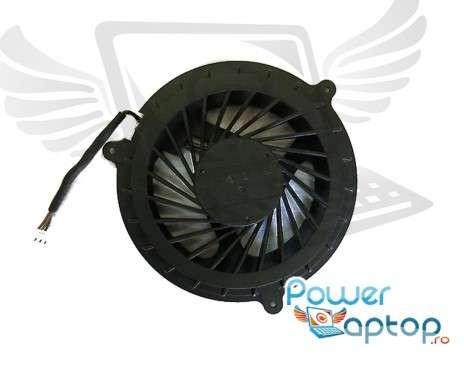 Cooler laptop Acer Aspire 5750G Quad. Ventilator procesor Acer Aspire 5750G Quad. Sistem racire laptop Acer Aspire 5750G Quad