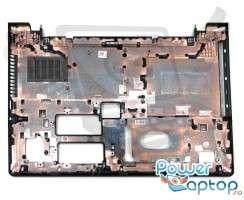Bottom Lenovo Ideapad 300-15IBR. Carcasa Inferioara Lenovo Ideapad 300-15IBR Neagra