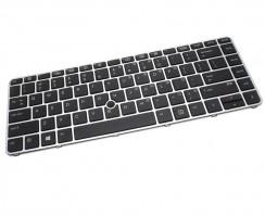 Tastatura HP EliteBook 840 G3 iluminata backlit. Keyboard HP EliteBook 840 G3 iluminata backlit. Tastaturi laptop HP EliteBook 840 G3 iluminata backlit. Tastatura notebook HP EliteBook 840 G3 iluminata backlit
