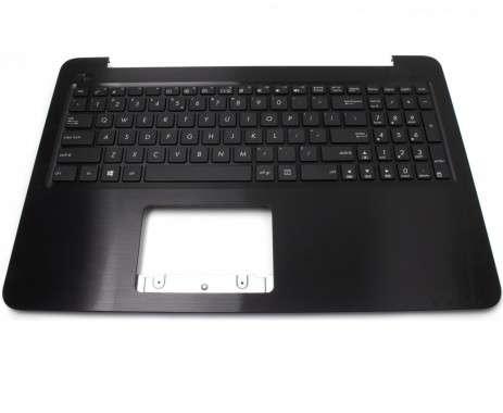 Tastatura Asus  R512M cu Palmrest maro. Keyboard Asus  R512M cu Palmrest maro. Tastaturi laptop Asus  R512M cu Palmrest maro. Tastatura notebook Asus  R512M cu Palmrest maro