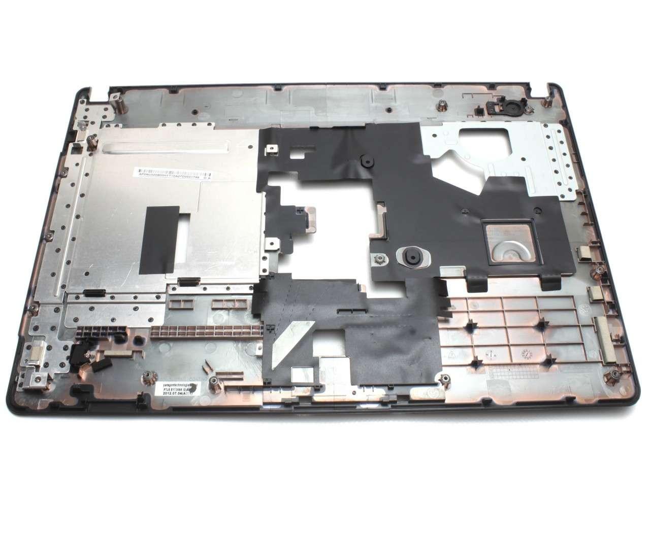 Palmrest Lenovo AP0NU000800 Negru fara touchpad imagine powerlaptop.ro 2021
