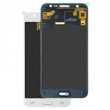 Ansamblu Display LCD + Touchscreen Samsung Galaxy J5 2015 J500 TFT LCD White Alb Negru . Ecran + Digitizer Samsung Galaxy J5 2015 J500 TFT LCD White Alb