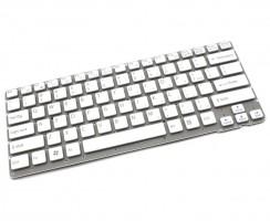 Tastatura Sony Vaio VPC CA alba. Keyboard Sony Vaio VPC CA. Tastaturi laptop Sony Vaio VPC CA. Tastatura notebook Sony Vaio VPC CA