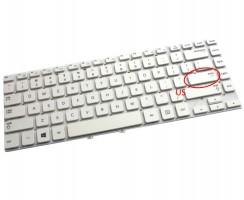 Tastatura Samsung  NP355V4X alba. Keyboard Samsung  NP355V4X. Tastaturi laptop Samsung  NP355V4X. Tastatura notebook Samsung  NP355V4X