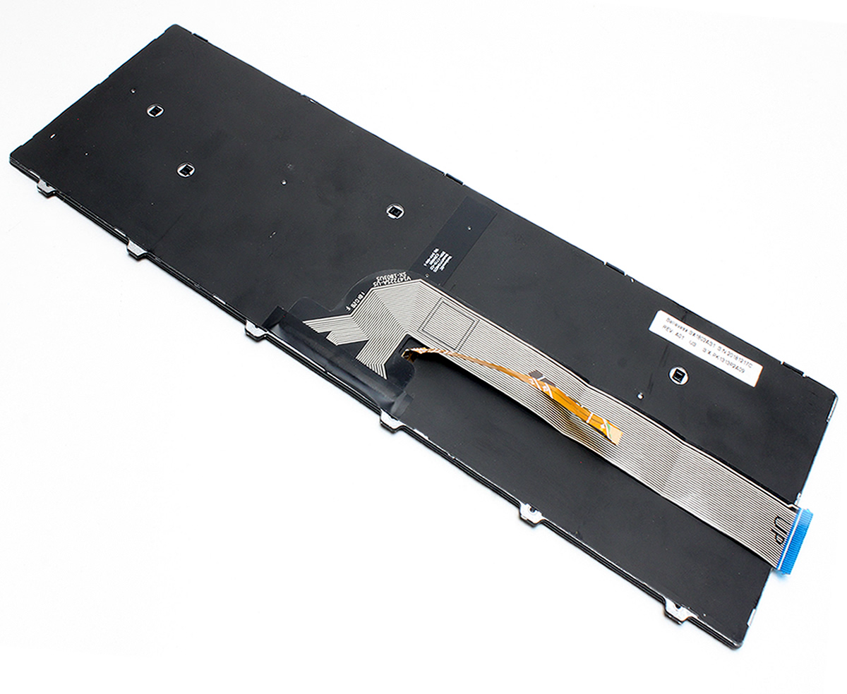 Tastatura Dell Inspiron 7557 iluminata backlit imagine