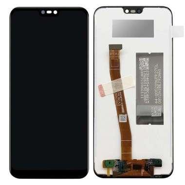 Ansamblu Display LCD + Touchscreen Huawei P20 Lite Black Negru . Ecran + Digitizer Huawei P20 Lite Black Negru