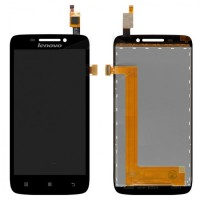 Ansamblu Display LCD + Touchscreen Lenovo S650 ORIGINAL. Ecran + Digitizer Lenovo S650 ORIGINAL