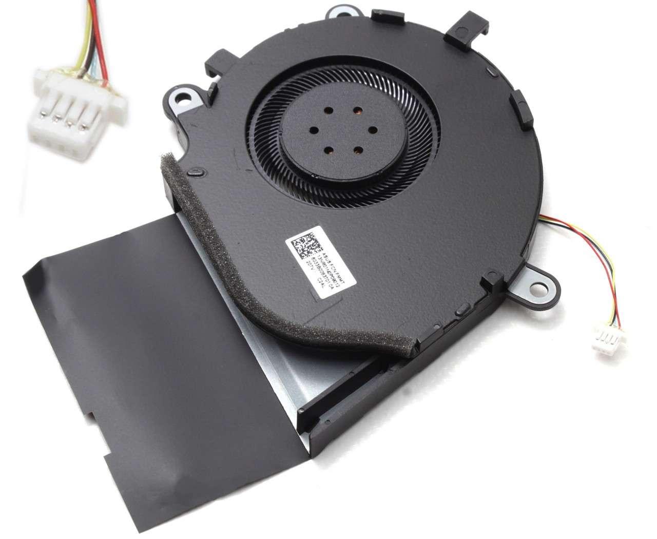 Cooler procesor CPU laptop Asus DFS5K12304363L 5V imagine powerlaptop.ro 2021
