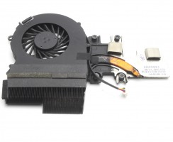 Cooler laptop HP  KSB0505HB cu video dedicat. Ventilator procesor HP  KSB0505HB. Sistem racire laptop HP  KSB0505HB