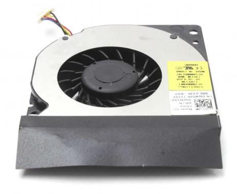 Cooler laptop Dell Latitude E4300. Ventilator procesor Dell Latitude E4300. Sistem racire laptop Dell Latitude E4300