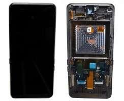 Display Samsung Galaxy A80 A805 A805F Display Original Service Pack Black Negru. Ecran Samsung Galaxy J6 2018 J600 Display Original Service Pack Black Negru